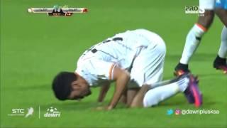 هدف الشباب الأول ضد الفيصلي (إسماعيل المغربي) في الجولة 8 من دوري جميل