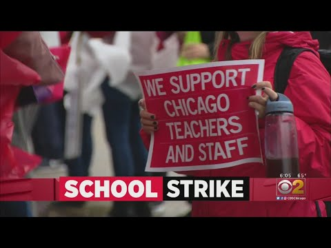 Chris Michaels - Teachers Balk At Mayor's Call To Come Back To Work