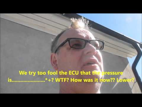 OM606 962 EDC Budget tuning - YouTube