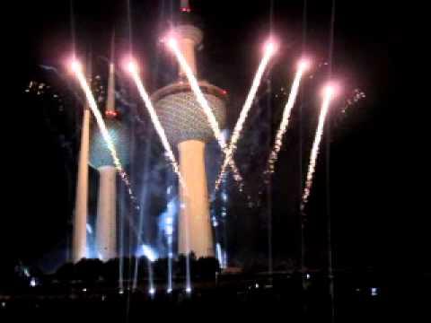 national day of Kuwait 2011 (Al-Nasheed Al-Watani)