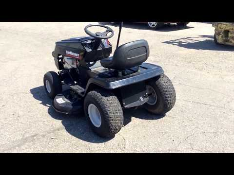 Yard machine Riding lawn mower | For Sale | Online Auction