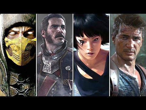 Top 25 Most Anticipated Games of 2015/2016