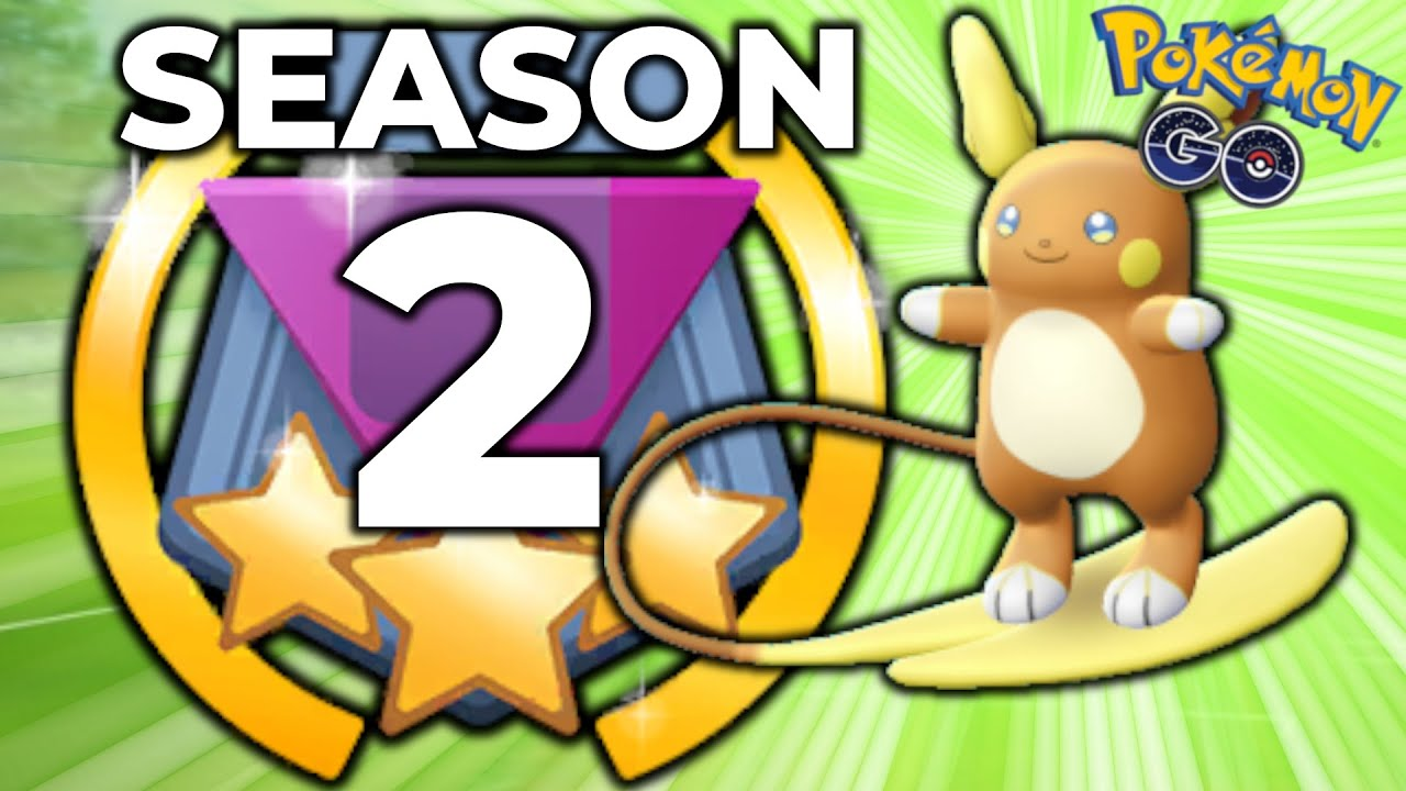 SEASON 2 IS HERE! FIRST BATTLES IN GREAT LEAGUE | POKEMON GO BATTLE LEAGUE PVP thumbnail