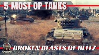 Top 5 Most OP The Broken Beasts of Blitz