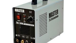 Инвертор для аргонодуговой сварки TIG 160A (О). Обзор, характеристики, тесты.(Сварочный инвертор TIG-160 A MASTER предназначен для аргонодуговой сварки неплавящимся вольфрамовым электродом..., 2017-01-20T06:39:42.000Z)