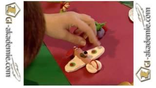 Уроки лепки для детей -- 8
