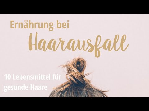 Ernährung bei Haarausfall   Lebensmittel für gesunde Haare – Satte Sache (Podcast)