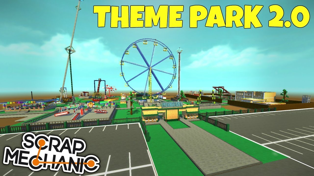 theme park world download