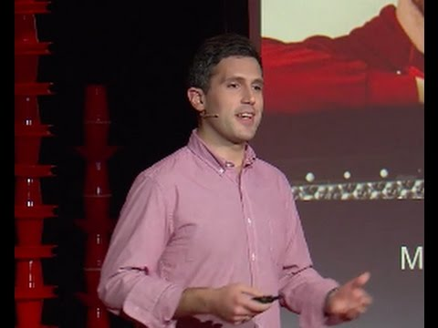 Bringing holograms to print media | Tom Baran | TEDxBeaconStreet