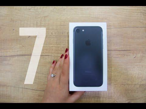 iPhone 7 - Unboxing și primele impresii (Română)