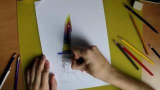 M-ART | M9 Bayonet | Marble Fade
