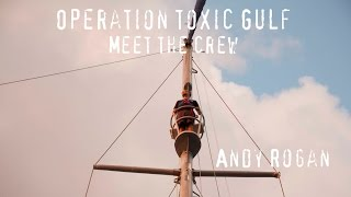 Meet the Crew: Andy Rogan