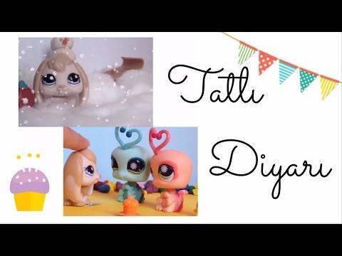 Minişler Lunaparkta-Tatlı Diyarı / Minişler Cupcake Tv