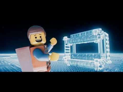 THE LEGO MOVIE - TRAILER (ΜΕΤΑΓΛΩΤΤΙΣΜΕΝΟ)