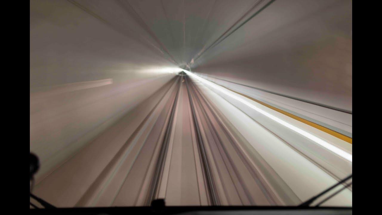 Mit über 200 Kmh Durch Den Gotthard Basistunnel Längster Tunnel