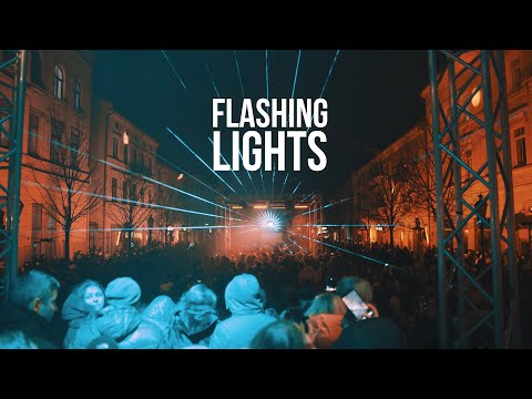 Flashing Lights | Light Festival Klaipėda 2020