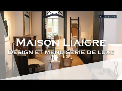 Maison Liaigre Design Et Menuiserie De Luxe Luxe Tv Youtube