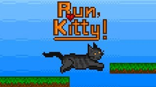 Run, Kitty! Gameplay | Android Arcade Game