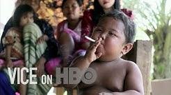 Tobaccoland & Underground Heroin Clinic   VICE on HBO (Season 1, Episode 7)