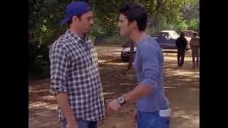 gilmore girls s02e05  Nick & Nora, Sid & Nancy rus by JW00h36m38s 00h37m58s