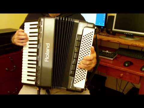 Jingle Bells (Piano Accordion)