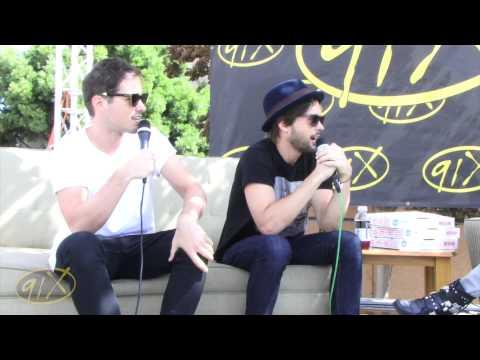 Atlas Genius Interview | X-Fest 2013