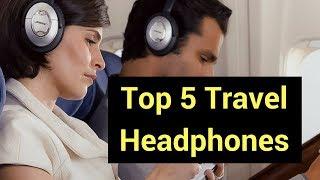 Video Best Headphones For Traveling- Top 5 Headphones For Travel download MP3, 3GP, MP4, WEBM, AVI, FLV Juli 2018