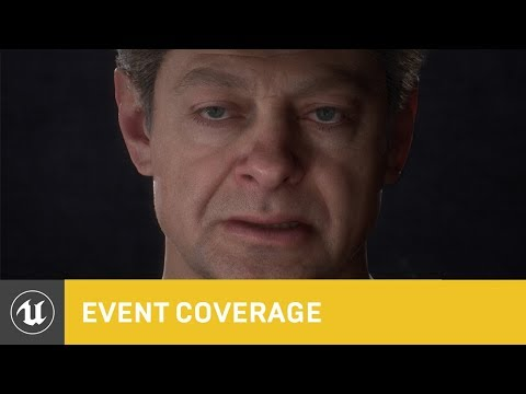 NextGen Digital Human Performance by Andy Serkis  Project Spotlight  Unreal Engine