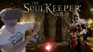 THE MOST BEAUTIFUL VR RPG YET! The SoulKeeper VR Demo HTC Vive Gameplay