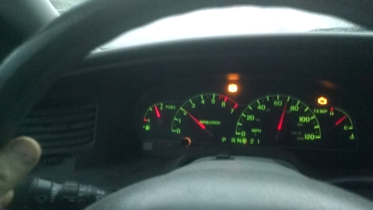Temporary Fix For Ford Windstar Odometer That Doesn T Display
