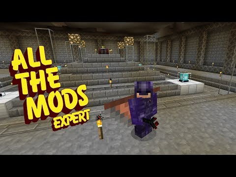 All The Mods Expert Mode - WASTELAND ESSENCE [E58] (Minecraft Expert Mod Pack)