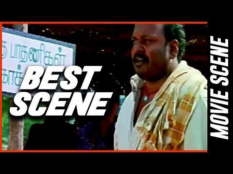Mayandi Kudumbathar - Best Scene | Manivannan |  Ponvannan | Seeman