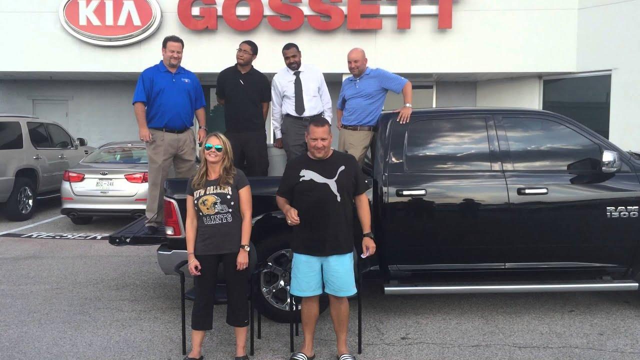 Mike Ahlbrandt And Kristy Lema Takes Als Challenge For Gossett Motor
