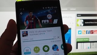 [TUTORIAL] Download FIFA 15 Ultimate Team for Android