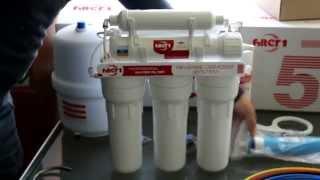 Система обратного осмоса Filter1 RO 6-36M – характеристики