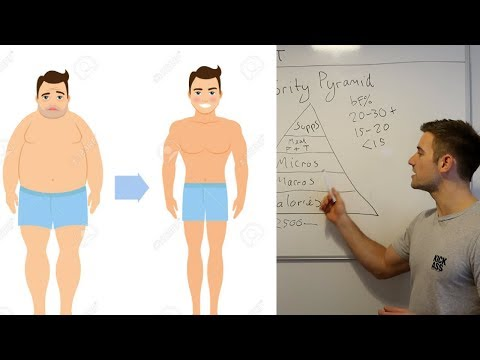 How to Reduce Body Fat The Priority Pyramid