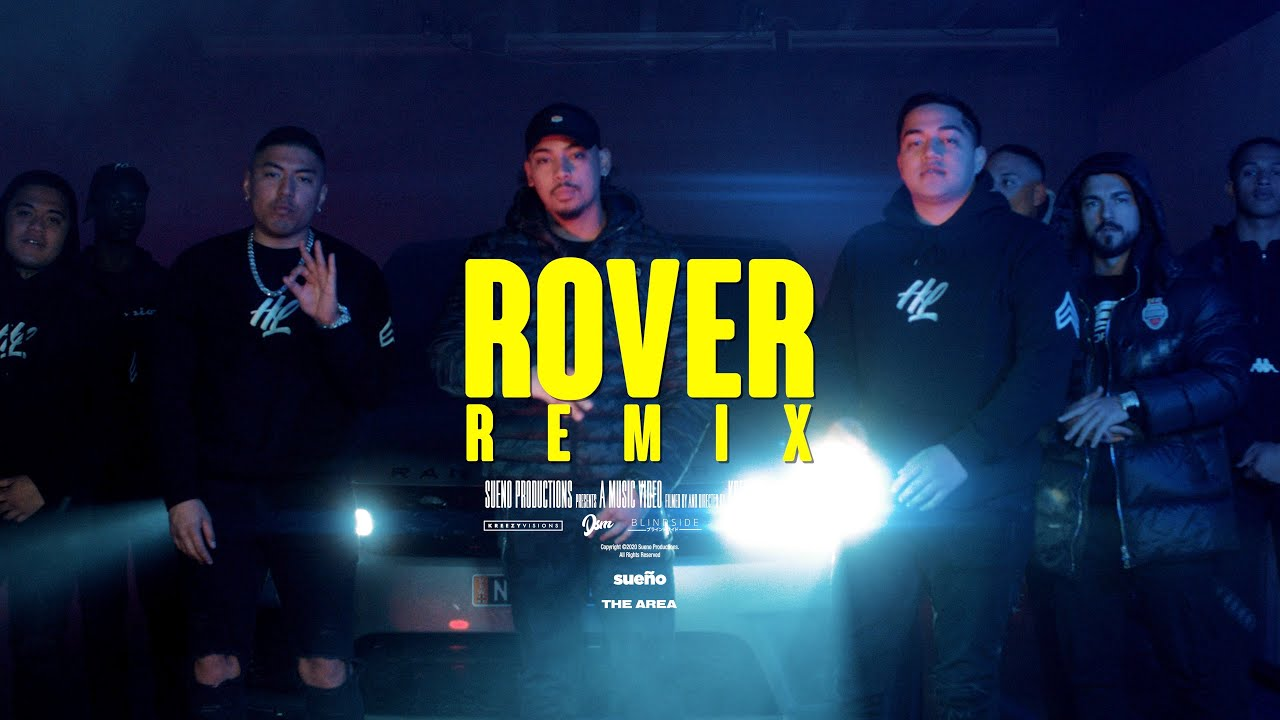 Download S1MBA - Rover (Remix) feat. Hooligan Hefs, Youngn Lipz and Hooks (Official Music Video)