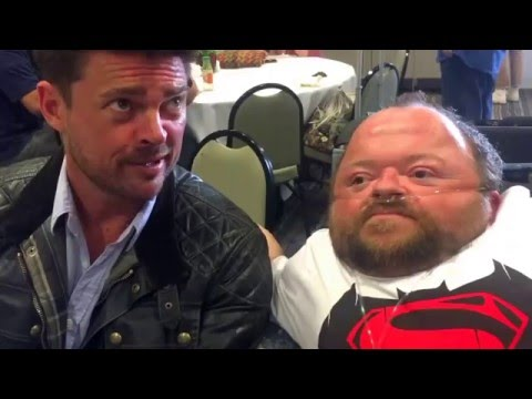 Karl Urban Interview - Questions With Quentin