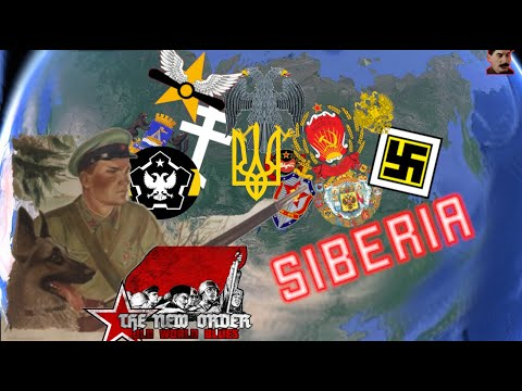 HOI4 The New Order: Russian Siberia Warlords EXPLAINED