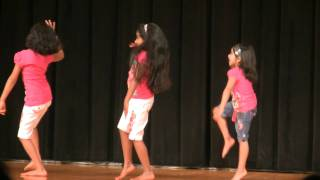 Shraya and mahathi - Jubi Dubi and Mind Blowing