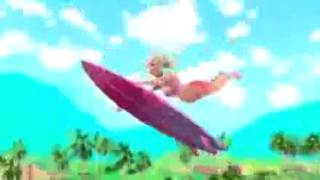 Queen of The Wave - Barbie in a Mermaid Tale (By T- Marie) - barbie movie