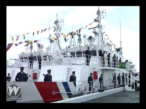 3 new MMRV commissioned alongside PH Coast Guard's 116th year