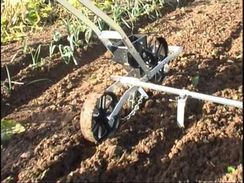 The Earthway Garden Seeder YouTube