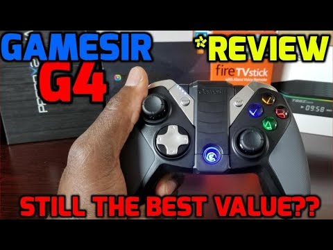 Gamesir G4 Gaming Controller Review | Best Budget Controller Still? Android, IOS, PC, PS4, Smart TV