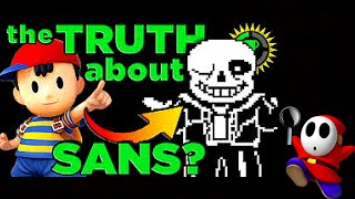 UNDERTALE - Sans's Secret Identity: Proven Further!!!