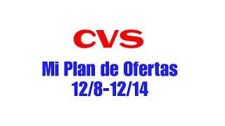 CVS 12/8-12/14|Las Ofertas que pienso hacer|Randee Saves