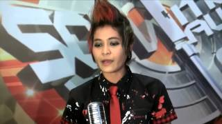 Mitha The Virgin Cetak Hatrick di SCTV Music Awards 2013