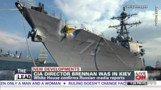 Russian Fighter Jet Provokes USS Donald Cook In Black Sea