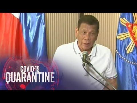 Pahayag na 'shoot them dead' ni Duterte sa gitna ng COVID-19 crisis bina