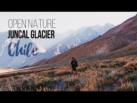 Hiking Glaciers in the Andes Mountains - Journey in Chile | 4K